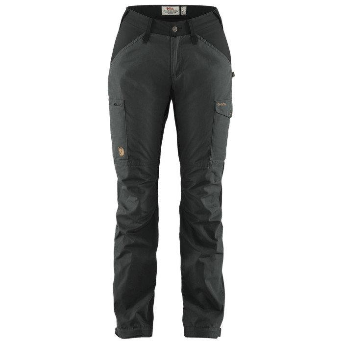 Větruodolné dámské kalhoty Kaipak Trousers Curved, Fjällräven