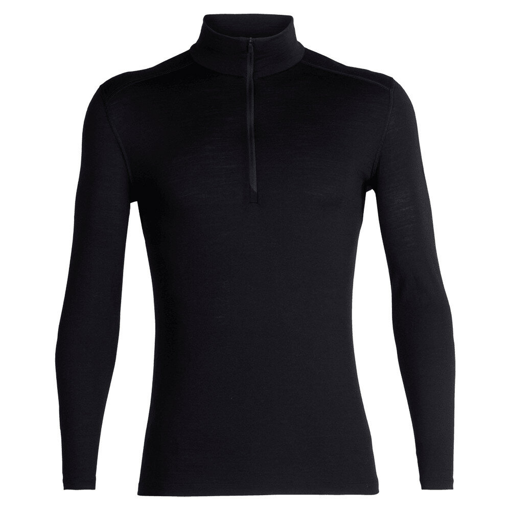 Merino pánské tričko Icebreaker 200 Oasis LS Half Zip