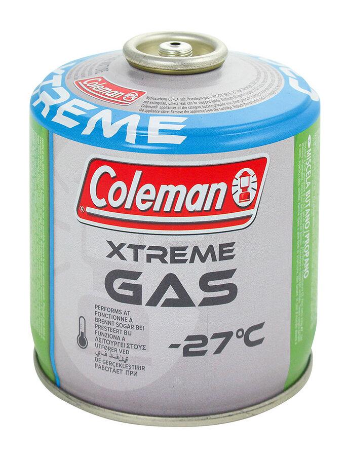 Plynová kartuše C 300 Xtreme, Coleman