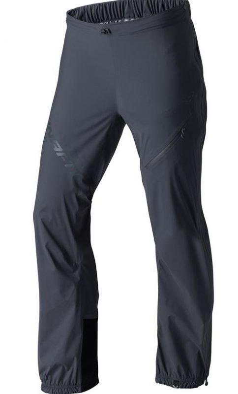 Černé celorozepínací pánské kalhoty TLT 3L, Dynafit - velikost S