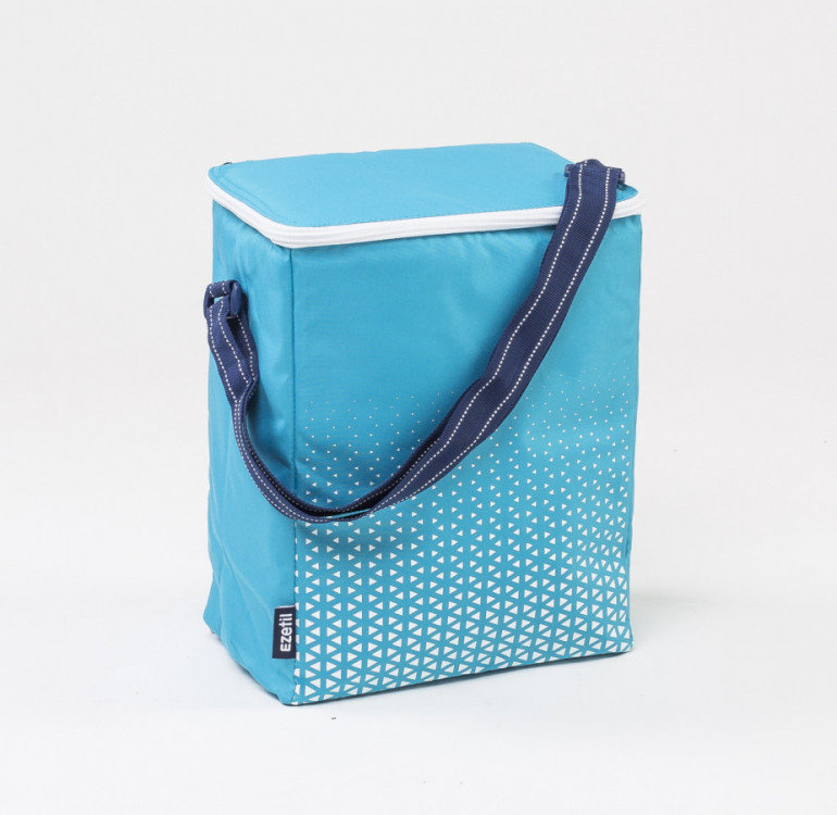 Modrá chladící taška Holiday, Ezetil - objem 14 l