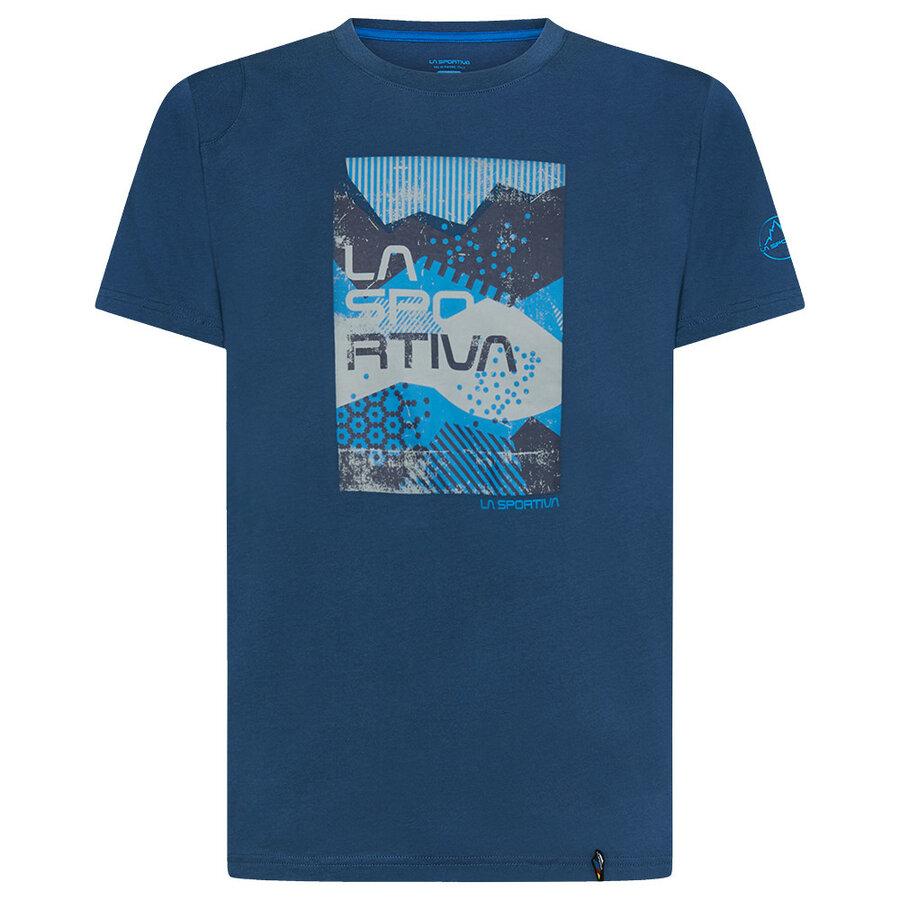 Tričko La Sportiva Patch T-Shirt Men - velikost M
