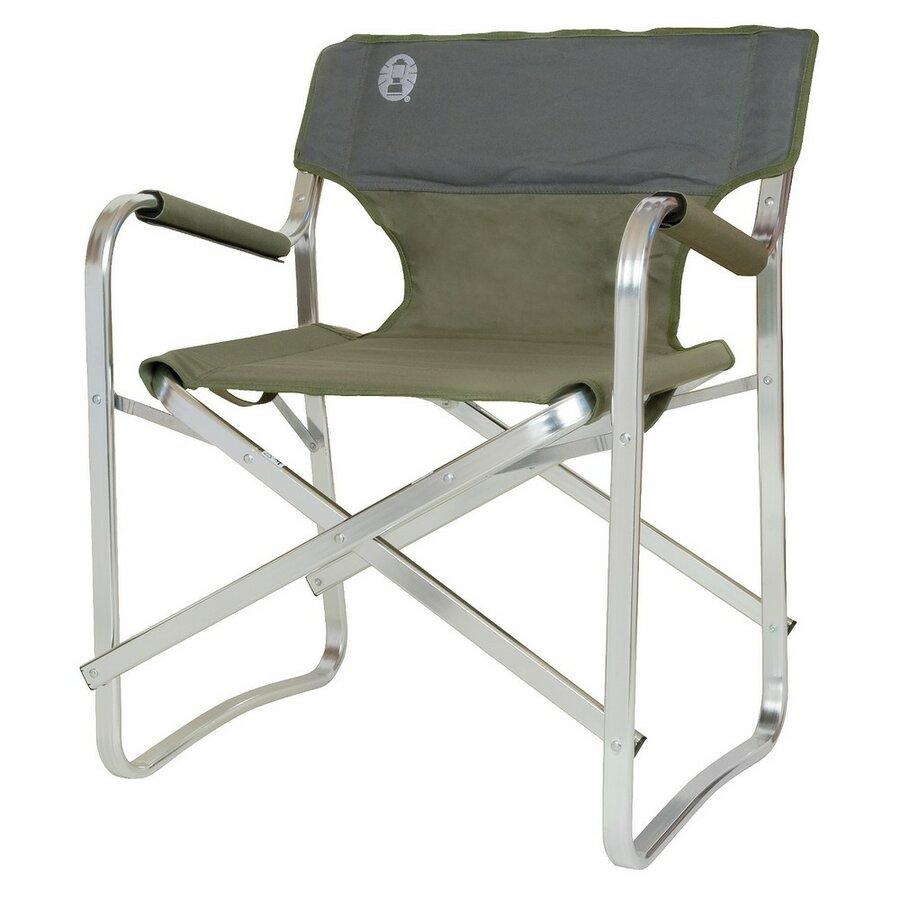Skladací židle Coleman Deck Chair green