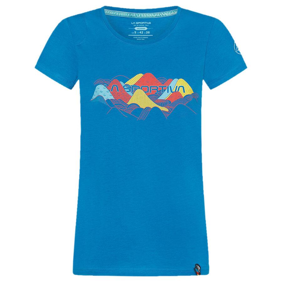 Tričko La Sportiva Hills T-Shirt Women
