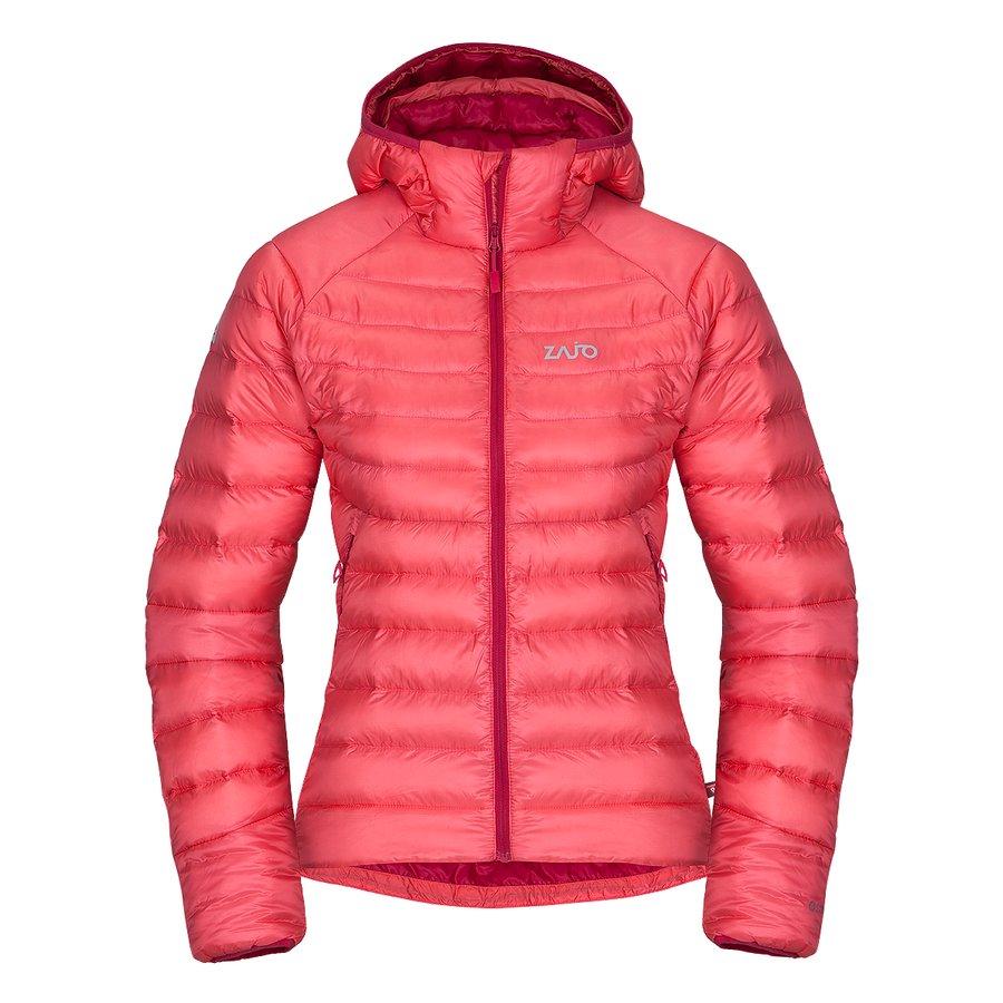 Péřová zimní dámská bunda Livigno W Jkt, Zajo - velikost M