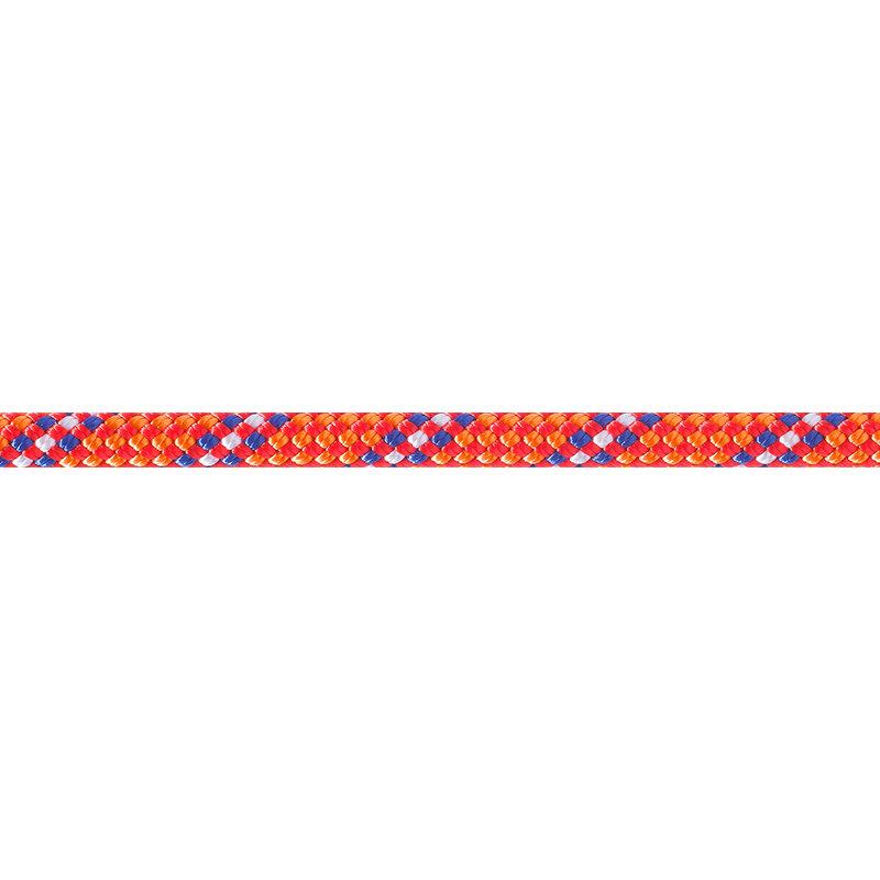 Oranžové lano RANDO, Beal - délka 48 m a tloušťka 8,5 mm