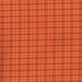 Oranžová dámská košile s krátkým rukávem Hannah aura lady - velikost S
