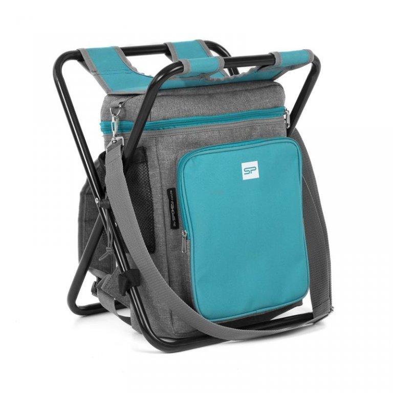 Modrý batoh MATE, Spokey