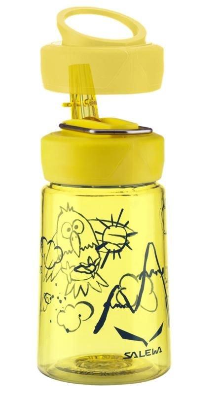 Žlutá dětská láhev Runner, Salewa - objem 0,4 l