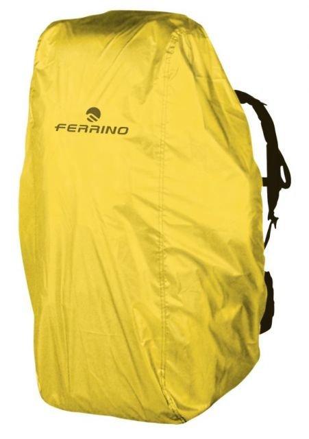Žlutá pláštěnka na batoh COVER 2, Ferrino - velikost L