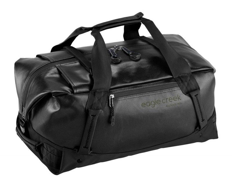 Černá cestovní taška Migrate Duffel, Eagle Creek - objem 40 l