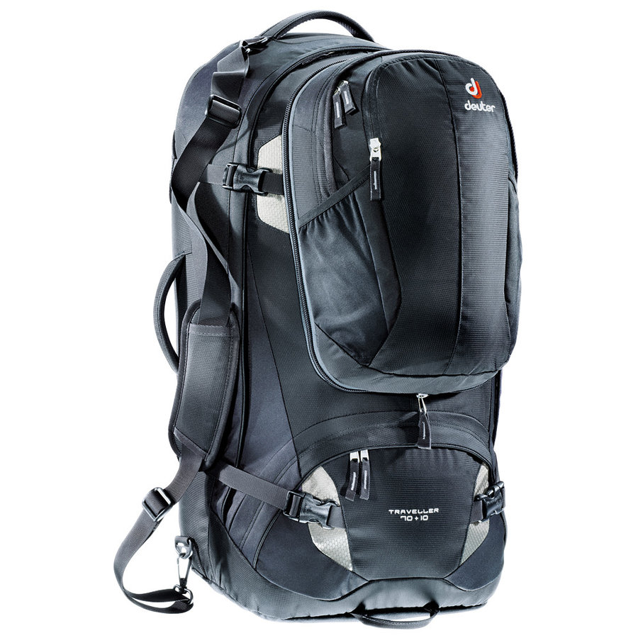 Turistický batoh Traveller 70 + 10, Deuter