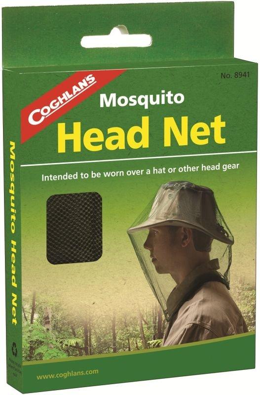 Moskytiéra Head Net, Coghlan´s