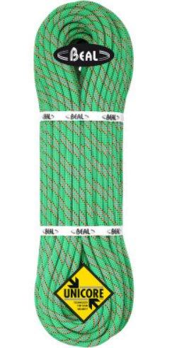 Zelené lano Tiger Unicore, Beal - délka 80 m a tloušťka 10 mm