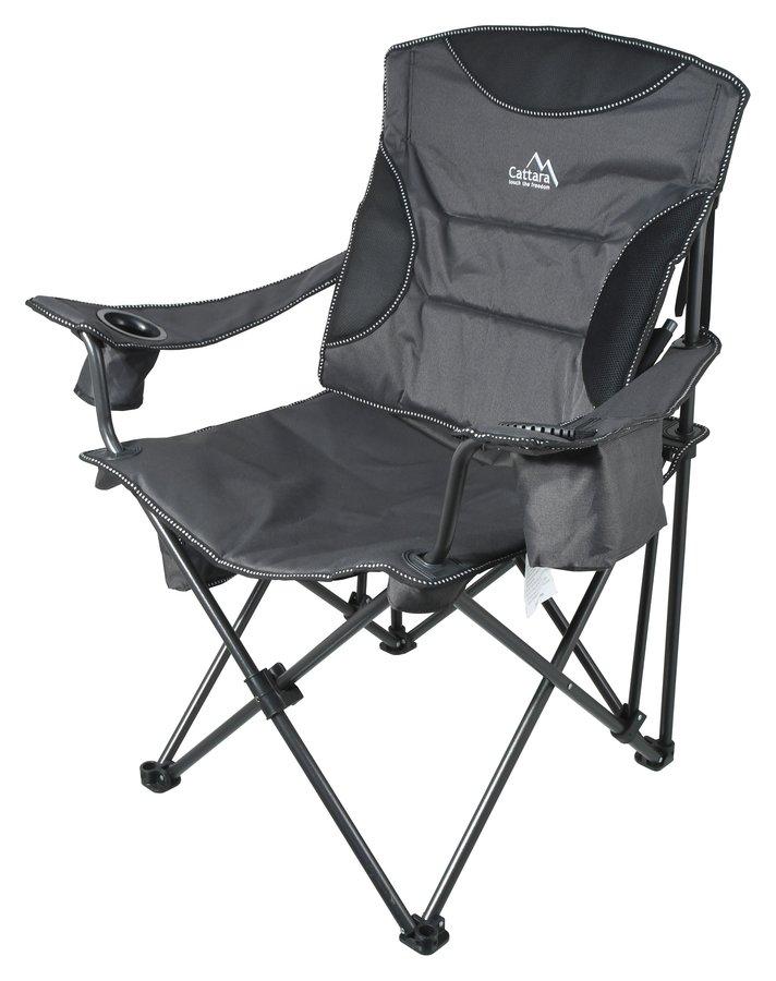 Skladací židle Cattara MERIT XXL
