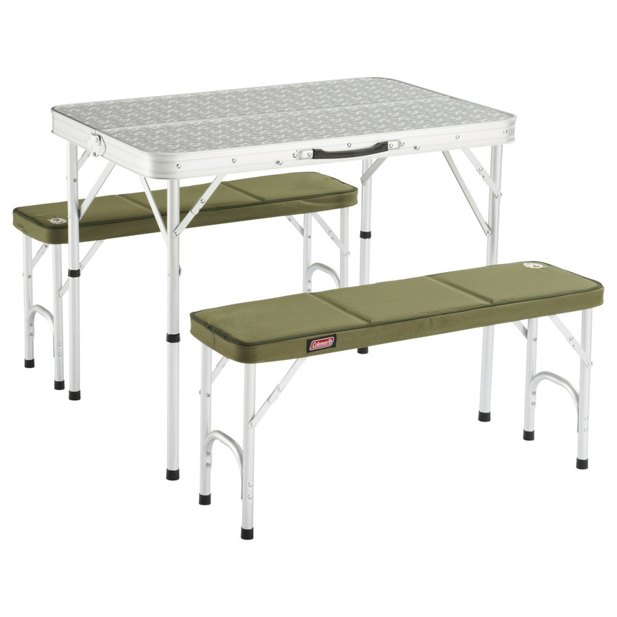Kempingové  Pack-Away Table For 4, Coleman