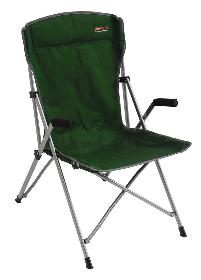 Zelená skladací židle Pinguin Guide chair