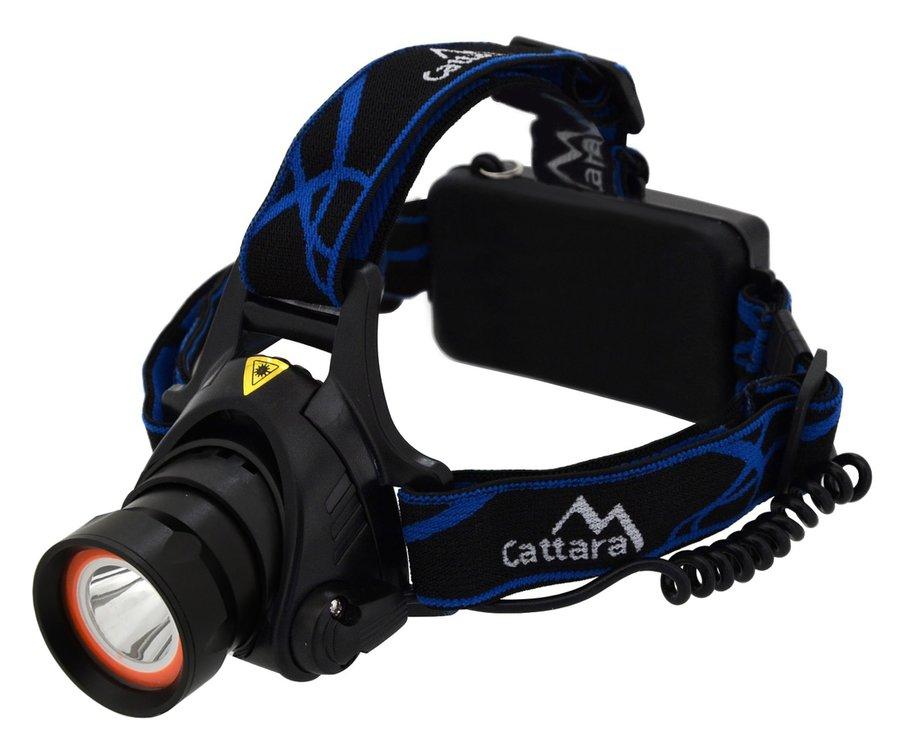 Čelovka Cattara LED 400lm