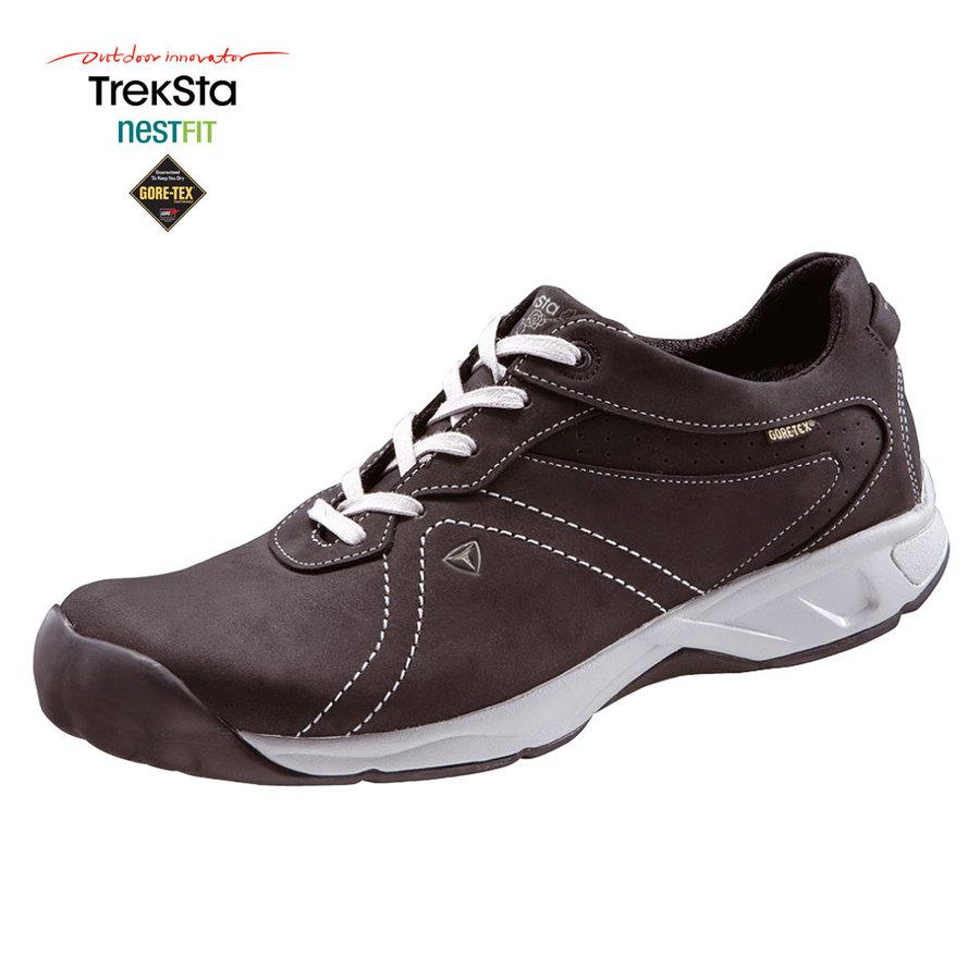 Černé pánské boty nízké Aspen Lady GTX, Treksta