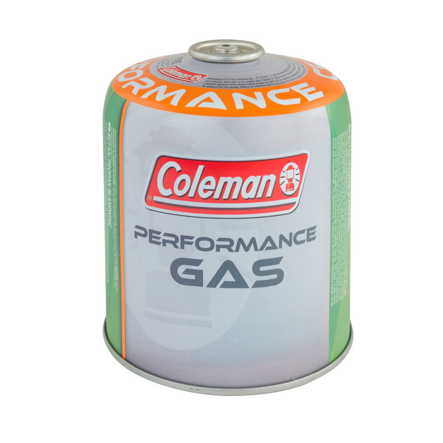 Plynová kartuše šroubovací C 500 Performance, Coleman