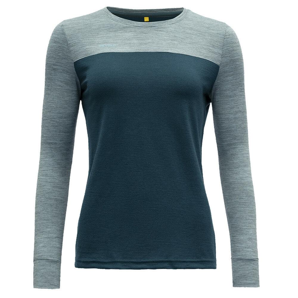 Merino tričko Devold NORANG WOMAN SHIRT - velikost L