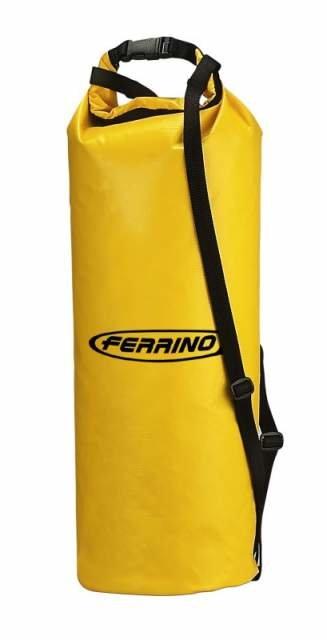 Žlutý vodotěsný vak AQUASTOP, Ferrino - objem 20 l