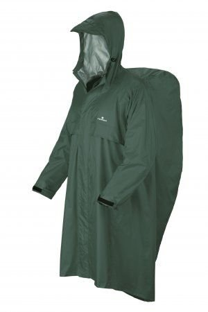 Zelená pláštěnka Trekker, Ferrino - velikost S-M