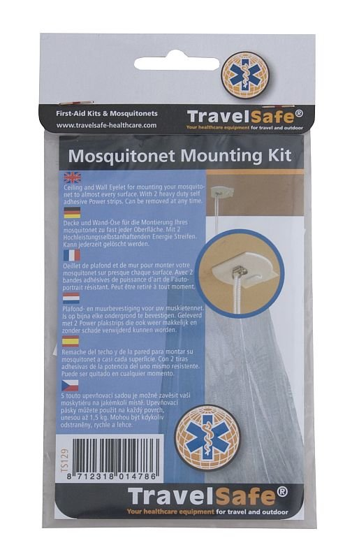 Moskytiéra montážní sada 1, TravelSafe