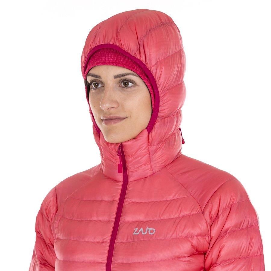 Péřová zimní dámská bunda Livigno W Jkt, Zajo - velikost XL