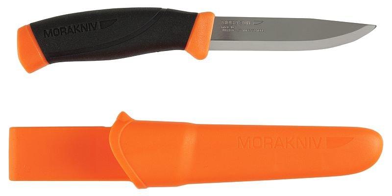 Nůž s pevnou čepelí Companion F, Morakniv