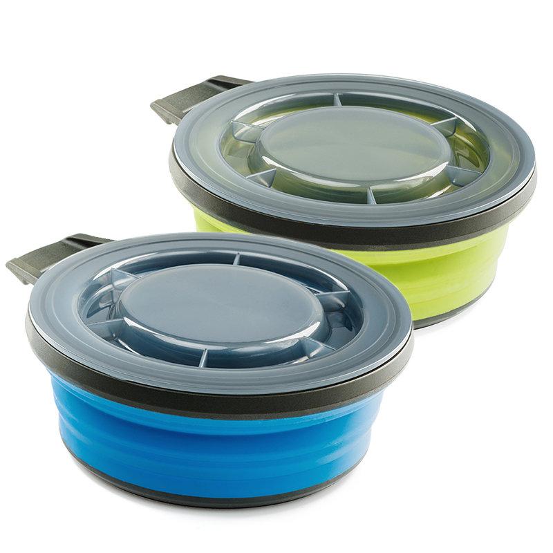 Sada nádobí GSI Outdoors Escape Bowl + Lid - objem 650 ml