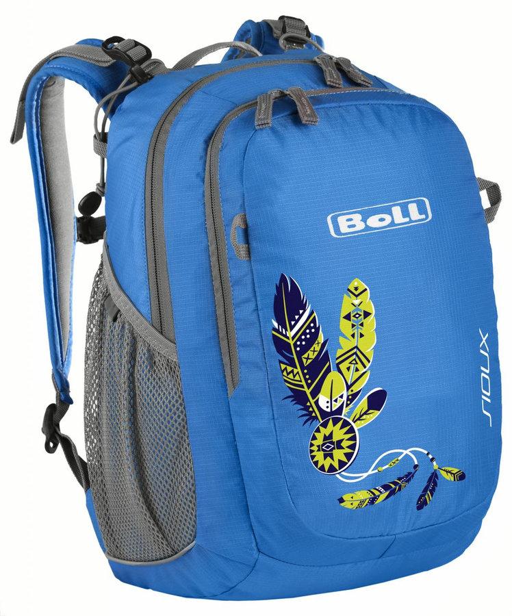 Modrý dětský batoh Sioux 15, Boll - objem 15 l