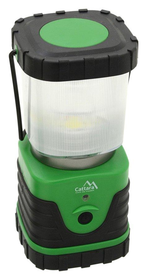 Kempingová svítilna LED 300lm CAMPING, Cattara