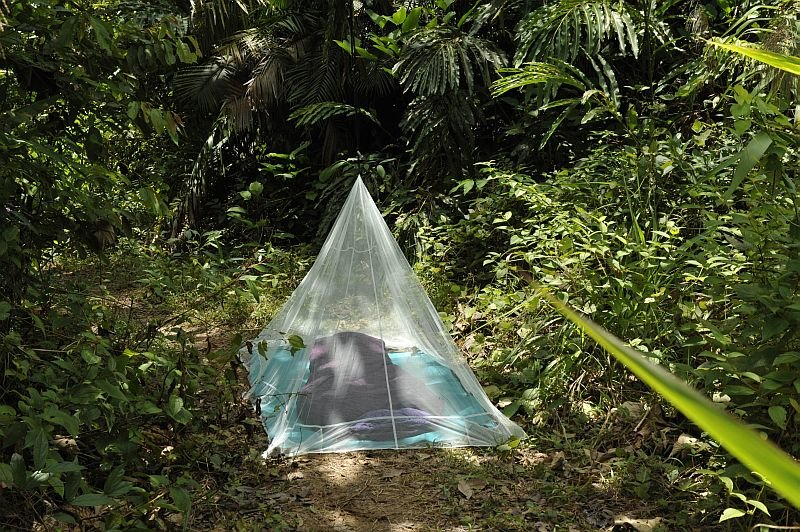 Moskytiéra Outdoor Net single, Cocoon