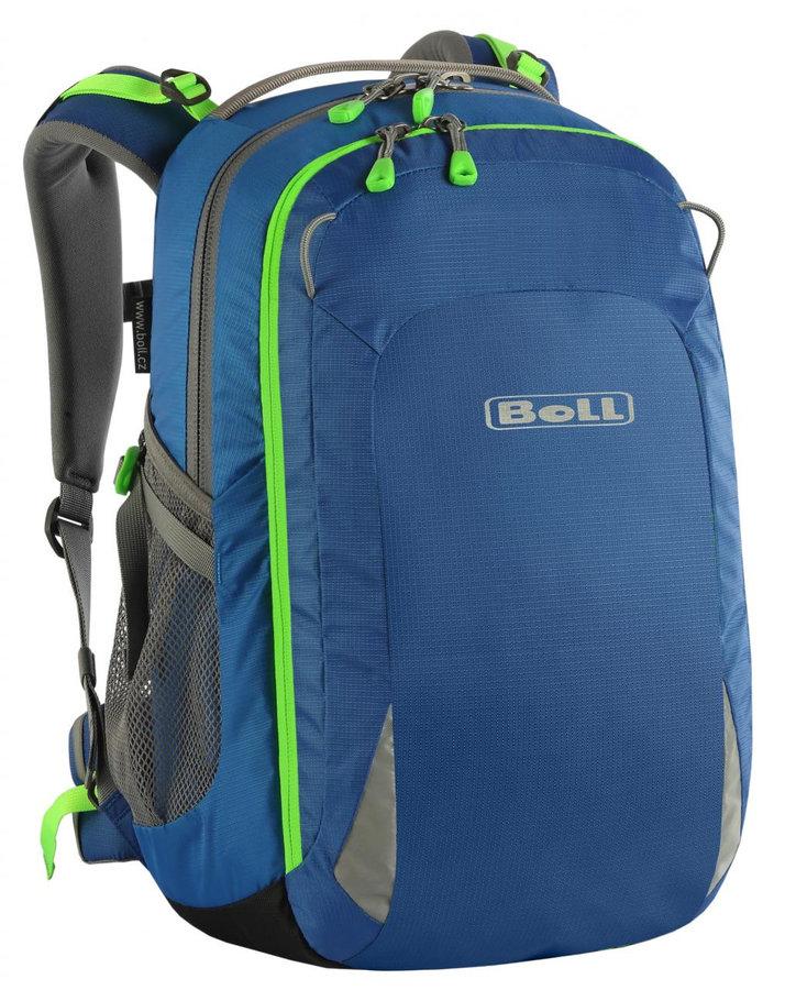 Modrý studentský dětský batoh Smart 22, Boll