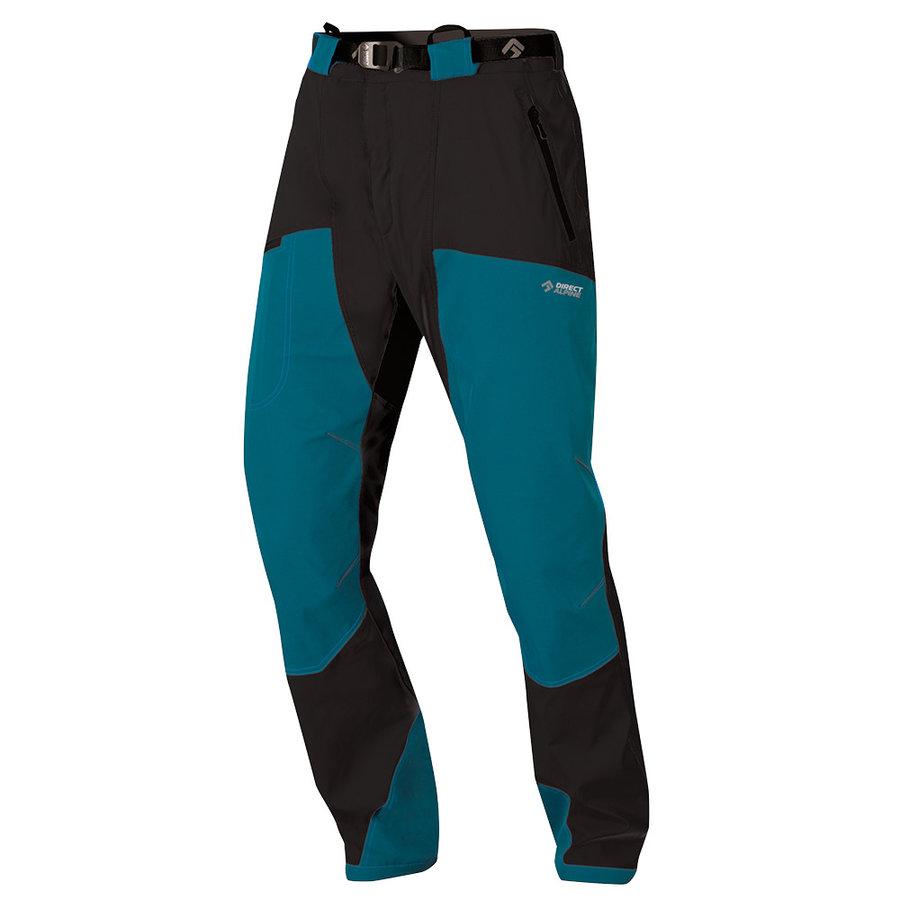 Pánské kalhoty MOUNTAINER TECH 1.0, Direct Alpine - velikost XXL