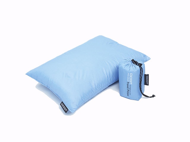 Polštář S light blue, Cocoon - velikost S