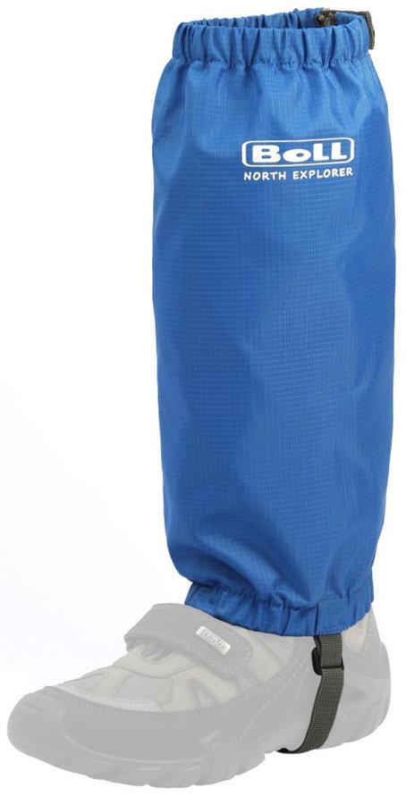 Modré dětské návleky Kids Gaiter, Boll - velikost L