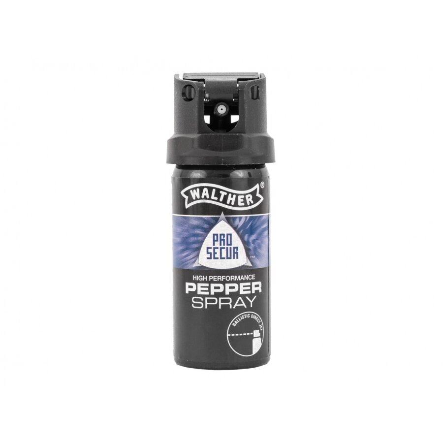 Pepřový sprej Pro Secur, Walther - 53 ml