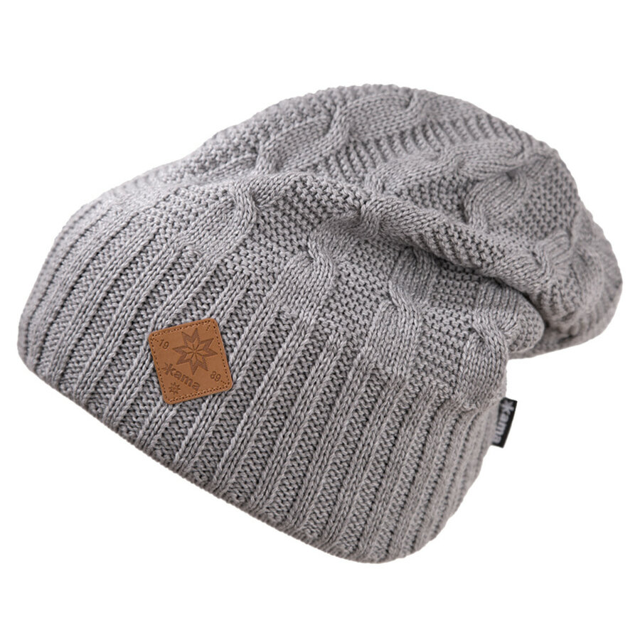 Merino dámská čepice Kama A107 KNITTED HAT