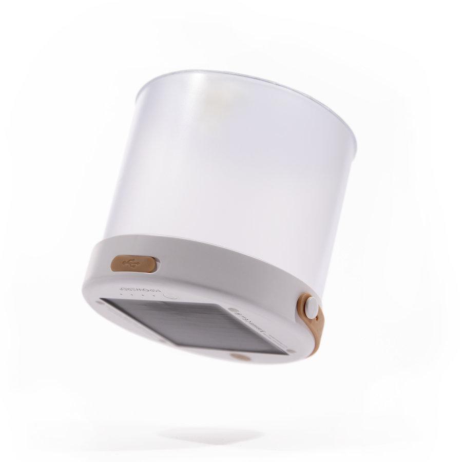 Solární svítilna LUCI CONNECT, Mpowerd