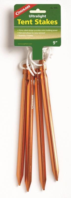 Stanový kolík ULTRALIGHT, Coghlan´s - délka 23 cm
