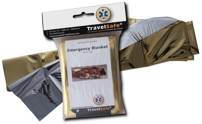 Termofólie Emergency Blanket, TravelSafe