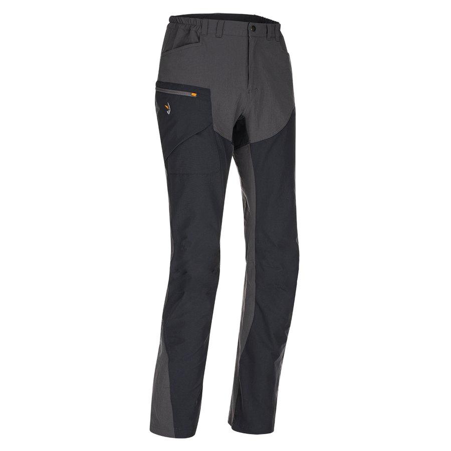 Šedé turistické pánské kalhoty Magnet Neo Pants, Zajo