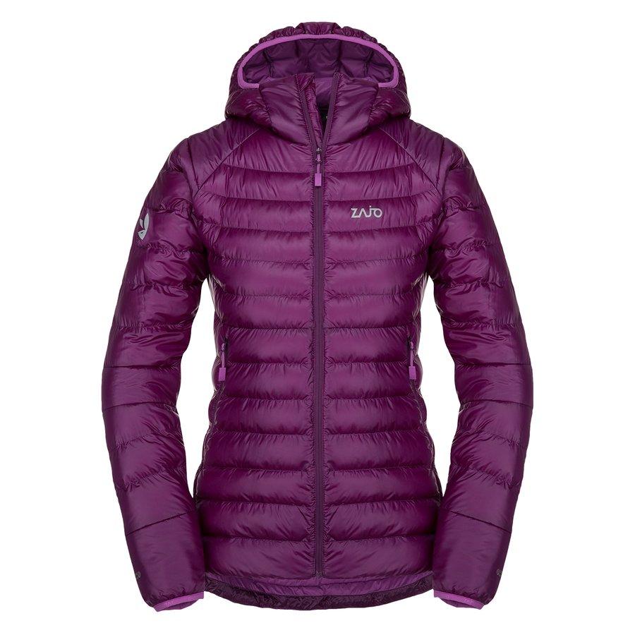Péřová zimní dámská bunda Livigno W Jkt, Zajo - velikost S