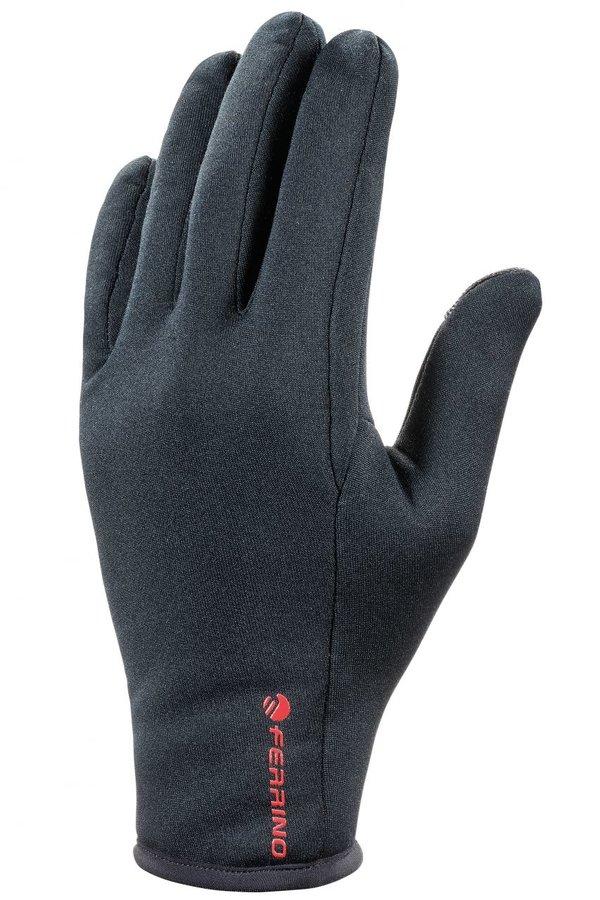Černá rukavice Jib, Ferrino - velikost S