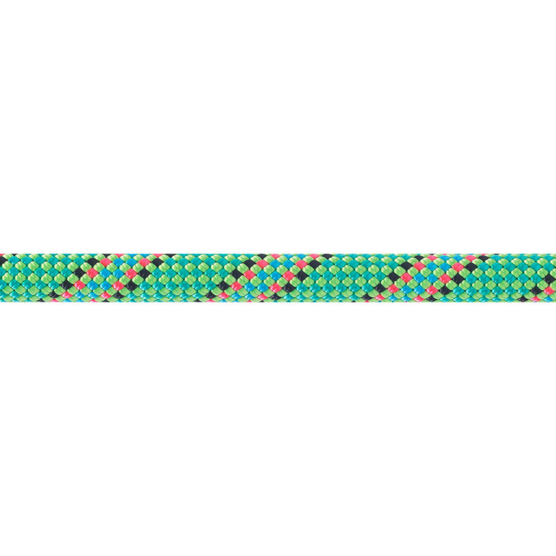 Zelené lano Tiger Unicore, Beal - délka 50 m a tloušťka 10 mm