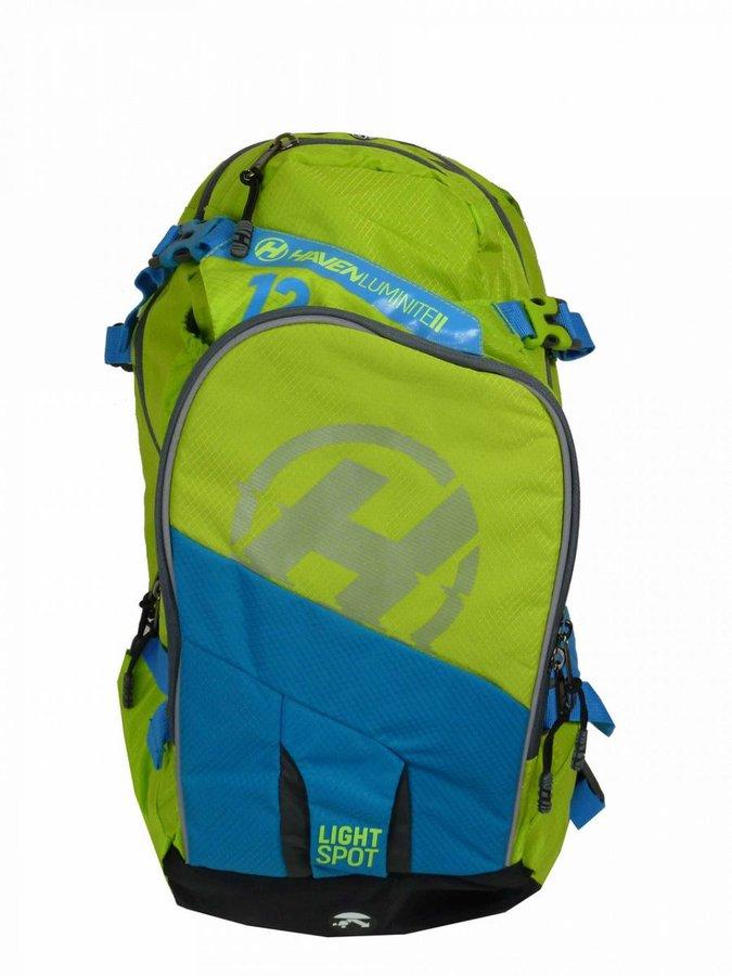 Zelený batoh LUMINITE II 18l, Haven - objem 18 l