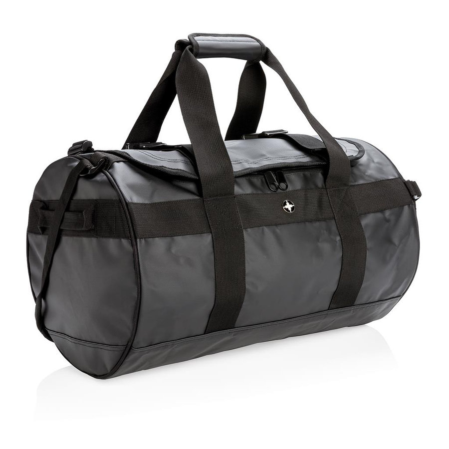 Černá cestovní taška Swiss Peak - objem 40 l