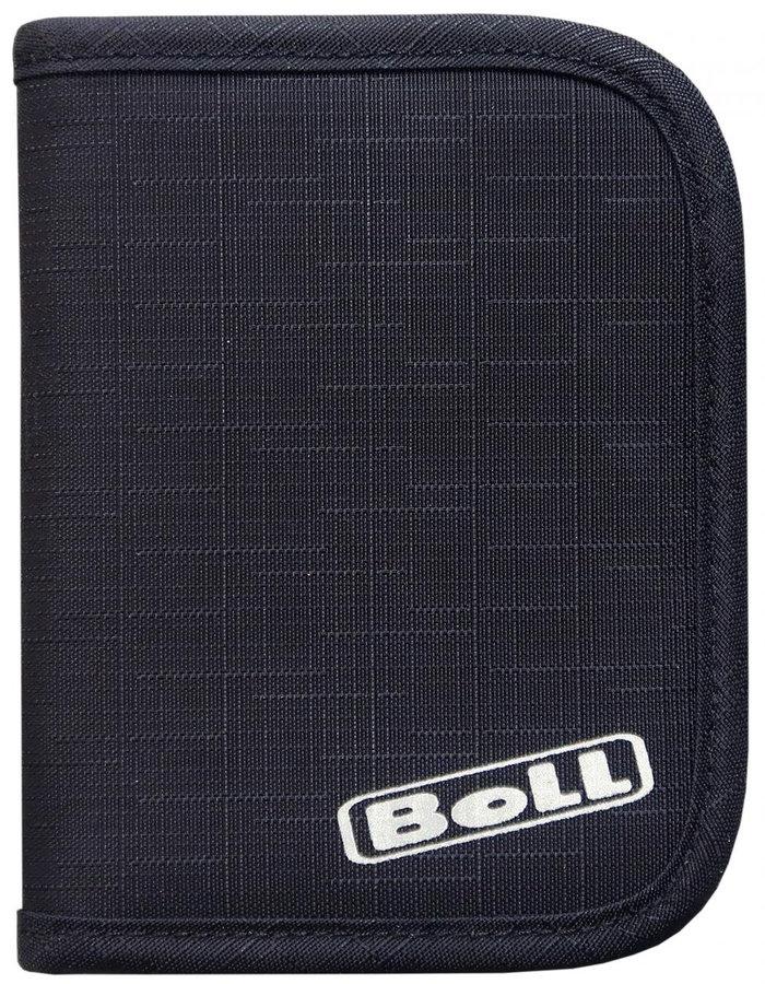 Černá peněženka ZIP WALLET, Boll